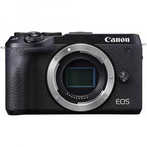 Canon EOS M6 Mark II body, 32.5MP, 4K - negru1