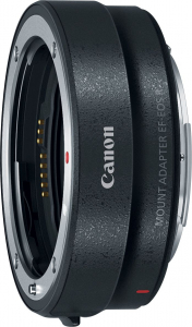 Canon EOS R, Mirrorless 30MP, 4K + Adaptor Standard Canon EF-EOS R (Inchiriere)5