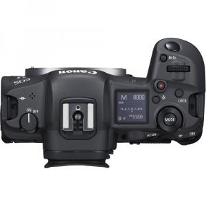 Canon EOS R5, Aparat Foto Mirrorless Full Frame, 8K - body2