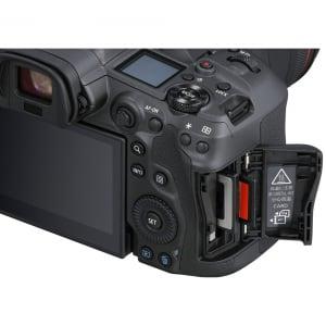 Canon EOS R5, Aparat Foto Mirrorless Full Frame, 8K - body3
