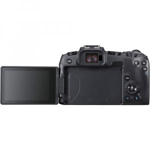 Canon EOS RP, Mirrorless 26MP, 4K + Adaptor Standard Canon EF-EOS R (Inchiriere)3