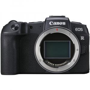Canon EOS RP, Mirrorless 26MP, 4K + Adaptor Standard Canon EF-EOS R (Inchiriere)1