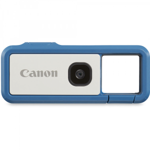 Canon IVY REC Digital Camera BLUE (Riptide)1