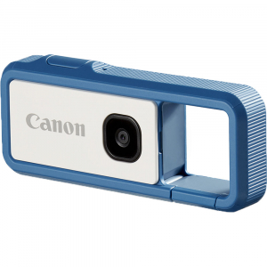 Canon IVY REC Digital Camera BLUE (Riptide)0