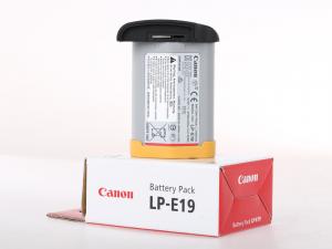 Canon LP-E19 - acumulator pentru  EOS-1D X Mark II , Mark III [3]
