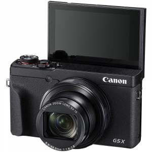 Canon PowerShot G5X Mark II + acumulator rezerva Canon NB-13L5