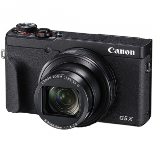 Canon PowerShot G5X Mark II + acumulator rezerva Canon NB-13L0
