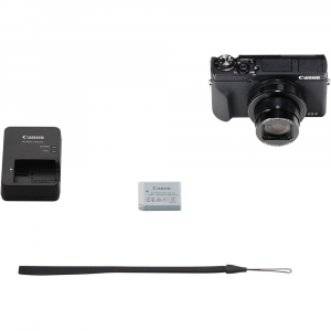 Canon PowerShot G5X Mark II + acumulator rezerva Canon NB-13L7