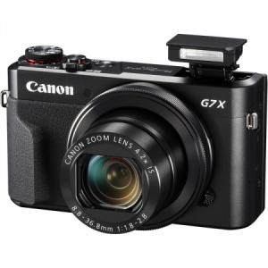 Canon PowerShot G7 X Mark II + husa Canon DCC-1880 + card SanDisk 16GB [2]