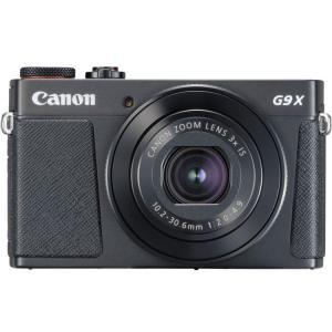 Canon Powershot G9X Mark II - Negru0