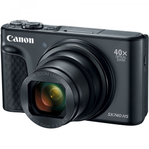 Canon PowerShot SX740 HS Negru1