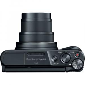 Canon PowerShot SX740 HS Negru3