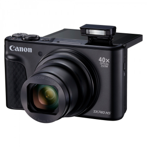 Canon PowerShot SX740 HS Negru6