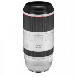 Canon RF 100-500mm f/4.5-7.1 L IS USM - obiectiv Mirrorless [1]