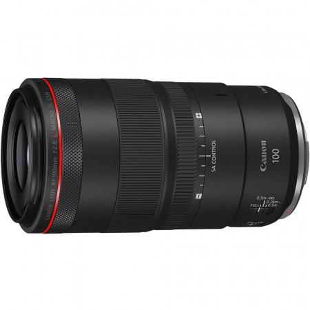 Canon RF 100mm f/2.8L Macro IS USM - obiectiv Mirrorless [5]