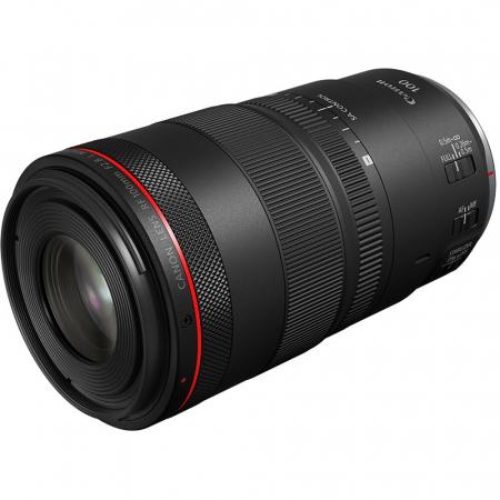 Canon RF 100mm f/2.8L Macro IS USM - obiectiv Mirrorless [1]