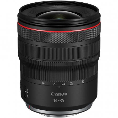 Canon RF 14-35mm f/4L IS USM - obiectiv Mirrorless [0]