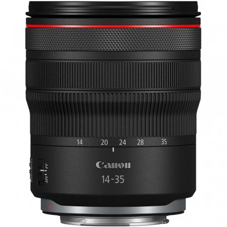 Canon RF 14-35mm f/4L IS USM - obiectiv Mirrorless [1]