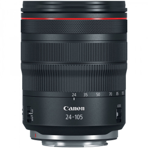 Canon RF 24-105mm f/4L IS USM , obiectiv Mirrorless1