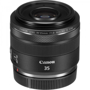 Canon RF 35mm f/1.8 IS Macro STM - obiectiv Mirrorless0