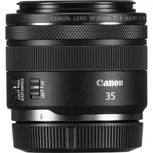 Canon RF 35mm f/1.8 IS Macro STM - obiectiv Mirrorless1