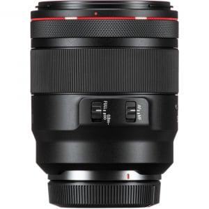 Canon RF 50mm f/1.2L USM - obiectiv Mirrorless2
