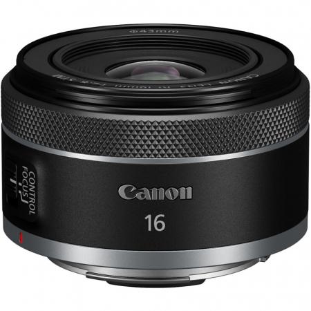 Canon RF 16mm F2.8 STM - obiectiv Mirrorless [0]