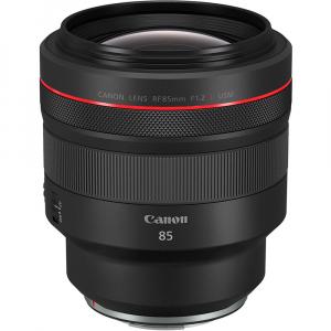 Canon RF 85mm f/1.2L USM - obiectiv Mirrorless0
