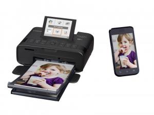 Canon SELPHY CP1300 - imprimanta foto 10x15cm Wi-Fi, negru [1]