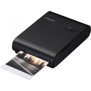 Canon SELPHY SQUARE QX10 - Black - Imprimanta foto selfie instant0