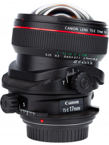 Canon TS-E 17mm f/4 L (inchiriere)1