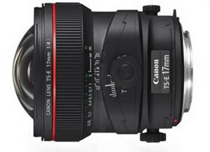 Canon TS-E 17mm f/4 L (inchiriere)0