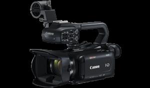 Canon XA15 - camera video [0]