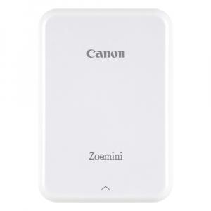 Canon Zoemini - imprimanta foto portabila cu Tehnologie Zink (Zero Ink) - alb0