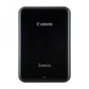 Canon Zoemini - imprimanta foto portabila cu Tehnologie Zink (Zero Ink) - negru [0]