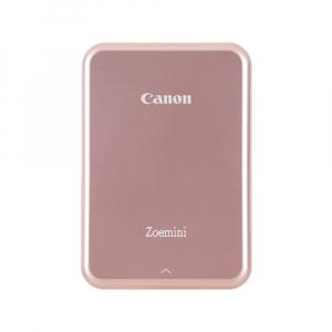 Canon Zoemini - imprimanta foto portabila cu Tehnologie Zink (Zero Ink) - roz [0]