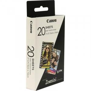 Canon Zoemini ZP-2030 -Hartie Foto Instant Zink 20 Coli 5 x 7,6cm1