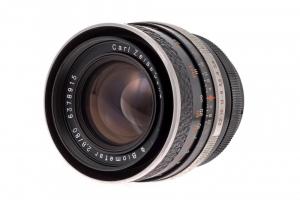 Carl Zeiss Jena Biometar 80mm f/2.8 - Praktina0