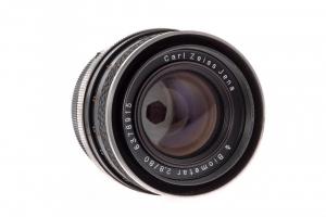 Carl Zeiss Jena Biometar 80mm f/2.8 - Praktina1
