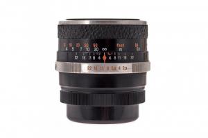 Carl Zeiss Jena Biometar 80mm f/2.8 - Praktina2