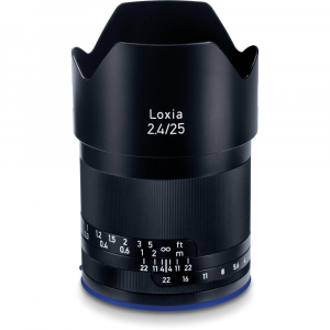 Carl Zeiss Loxia 25mm Obiectiv Foto Mirrorless F2.4 Distagon T* Montura Sony E Full Frame1