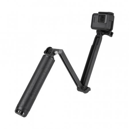 Stick multifuncțional GoPro 9 - Selfie Stick cu 3 căi GP - MFW - 300 [8]