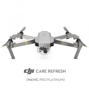 DJI Mavic Pro Platinum Fly More Combo + Care Refresh0