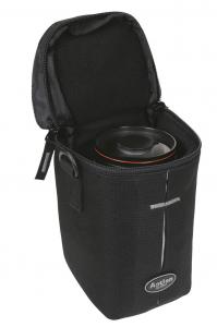 Dorr Action Black Lens Case 15 x 8,5 cm - toc obiective2