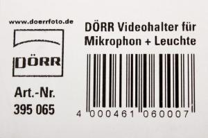 Dorr adaptor montare simultana a 2 accesorii3