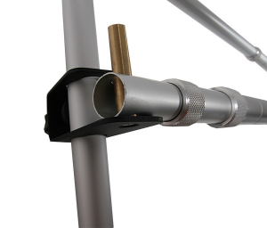 Dorr B8210 E2 , suport portabil pentru 2 fundaluri +  husa [1]