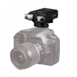 Dorr CWA-120 - microfon stereo pt. DSLR-uri0