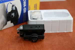 Dorr CWA-120 - microfon stereo pt. DSLR-uri1