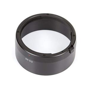 Dorr DR-ES-68 parasolar compatibil pentru Canon EF 50mm f/1,8 STM [2]