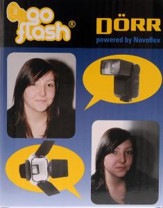 Dorr GoFlash Barndoors - Voleti [5]